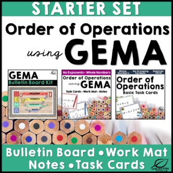 Order of Operations using GEMA