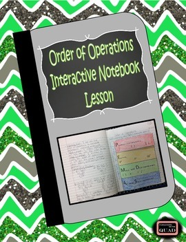 Order of Operations Interactive Lesson