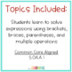 Order of Operations PowerPoint Lesson {5th Grade CC Aligned}