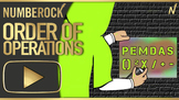 Order of Operations Song & Music Video Animation | 5th Gra