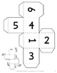 Order of Operations Yahtzy Dice Game Grades 4 - 5
