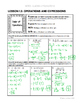 Order of Operations and Expressions Lesson
