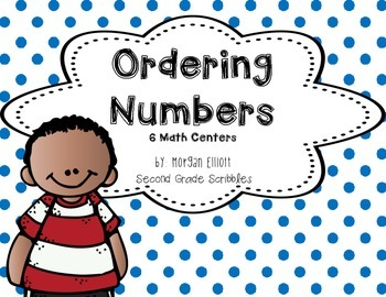 Ordering Numbers Center