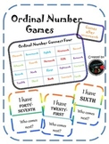 Ordinal Number Games