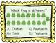 Ordinal Numbers Interactive Mimio Game