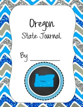 Oregon Journal Set