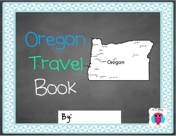 Oregon Travel Journal