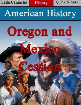 Oregon and Mexico Cession
