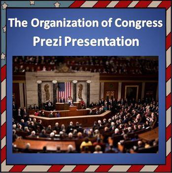 Congress: Organization and Leadership Prezi - Includes You