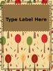 Organizational Binder Cover Sheets