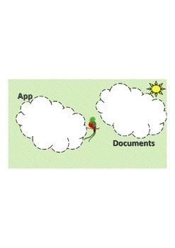 Organizational Desktop Wallpaper: Clouds