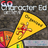 Organized - Go Character Ed - Positive Behavior Traits