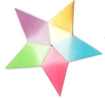 Origami Star 3 (Basic version)