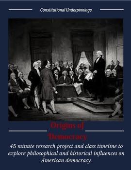 Origins of American Constitution Lesson Plan