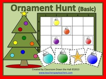 Ornament Hunt