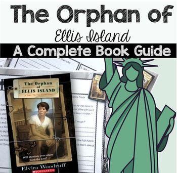 The Orphan of Ellis Island Literature Circle/Book Study- {