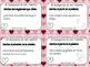 Ortografía y gramática -  Día de San Valentín - Tarjetas c