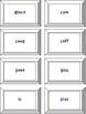 UNI Card Game Bundle- 5 Orton Gillingham Phonics/Reading Games