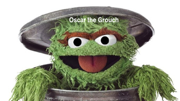 Oscar the Grouch - Power point history, facts, information