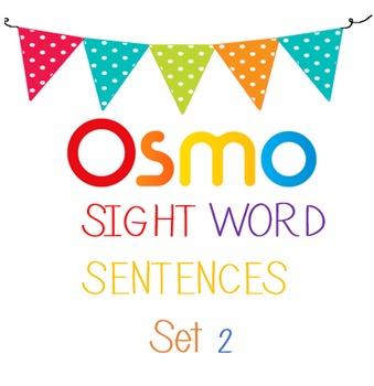 Osmo Sight Word Sentences-2