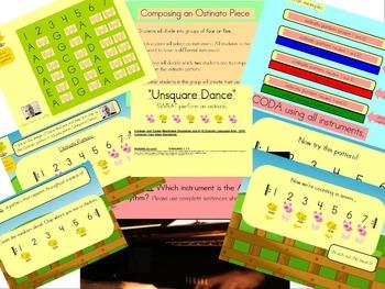 """Ostinato and Dave Brubeck's """"Unsquare Dance"""""""