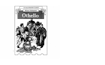 Othello 100 short answer questions over entire play