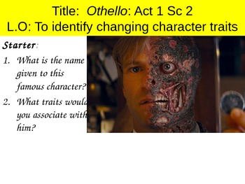 Othello Act 1 Sc 2