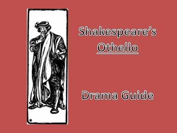 Othello Drama Guide: AP Literature, Honors English, Standa