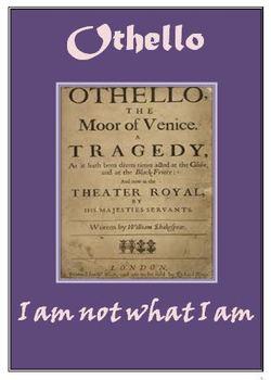 Othello Homework Assignments