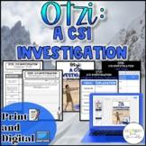 Otzi the Iceman:  A CSI Investigative Activity {NO PREP}