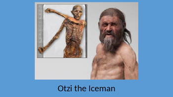 Otzi the Iceman WebQuest