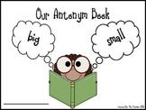 Our Antonym Book