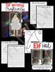 Elf Fun At School!  December Morning Work Journal & Christ