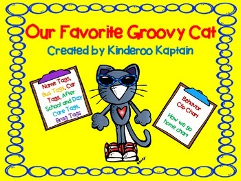 Our Favorite Groovy Cat!