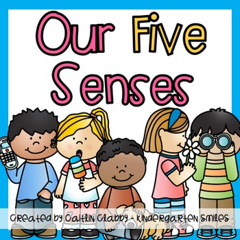 five senses lesson plans for toddlers