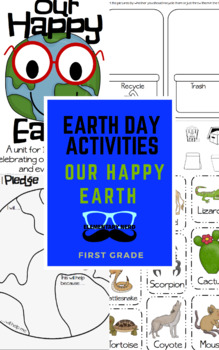 Earth Day Activities: Our Happy Earth