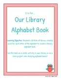 Our Library Alphabet Book