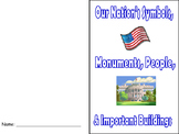 Our Nation's Symbols, Landmarks, Monuments, & Important Pe