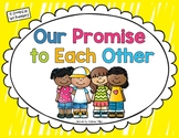 Our Promise to Each Other Posters #KindnessNation #WeHoldT
