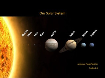 Solar System / Astronomy PPT