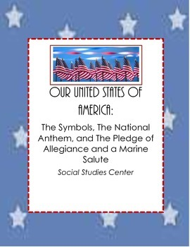 Our United States of America: The Symbols (center)
