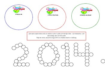 Our Wishes for 2014