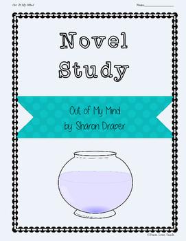 Out Of My Mind Novel Study