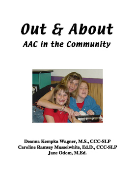 Out and About:  AAC in the Community