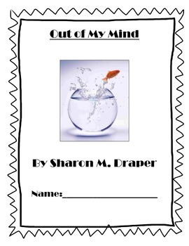 Out of My Mind- Chapters 10-12 Comprehension