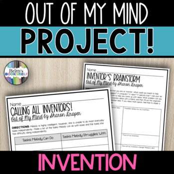 Out of My Mind by Sharon Draper - Invention for Melody