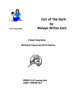 Out of the Dark Novel Study Guide