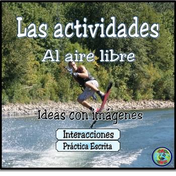 Outdoor Activity Images / Imágenes de actividades al aire libre
