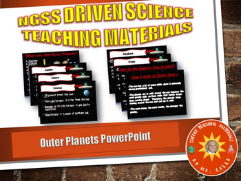 Outer Planets PowerPoint
