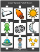 Outer Space Matching Book (Adapted Book)